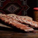 SCĂRIŢĂ AFUMATĂ: Produs afumate natural cu lemn de esență tare.